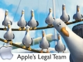 Apple's Legal Team