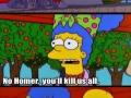 Reckless Homer