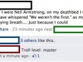 If I were Neil Armstrong