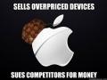 Scumbag Apple