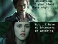 Twilight bite marks