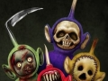 Teletubbies as Zombies