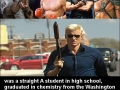 What the hell Dolph?