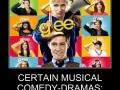 Musical Comedy Dramas