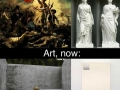 Art, then & now