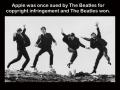 Beatles: 1, Apple: 0