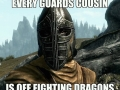 Every guard's cousin