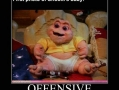 Offensive!