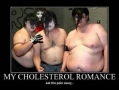 My Cholesterol Romance