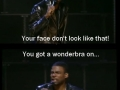 Chris Rock telling as it is