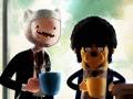 Adventure Time x Pulp Fiction