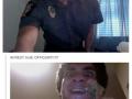 Arrest me officer!