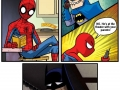 Is Uncle Ben at home?