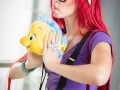 Flounder & Hipster Ariel