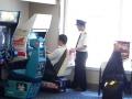 Pilot training in progress