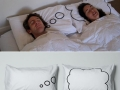 Overly attached gf pillow