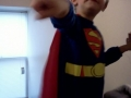2 year old Superman