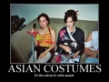 Asian Costumes