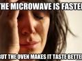 Kitchen Problems