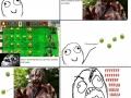 Peas & Zombies