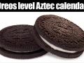 Oreos lvl: Aztec Calendar