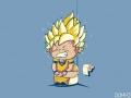 Goku's First Super Saiyan