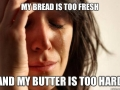1st World Breakfast Problem