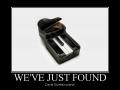 We've just found..
