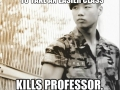 Hardened Veteran Freshman