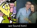 We found Ed!