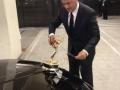 Tom Hanks & Emmy Mobile