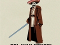 What do you call a Mexican Jedi?