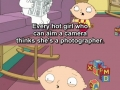 Stewie speaks the truth