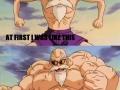 Just Master Roshi