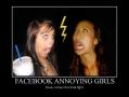 FB Annoying Girls