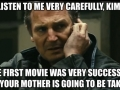 Honest Taken 2 Premise