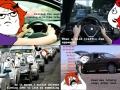 Driver Curiosity Rage