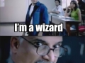 I'm a wizard