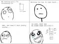 Texting a girl I like