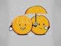 Pure orange love