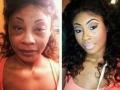 Reality VS. Makeup