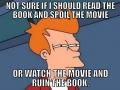 Novel-based movies