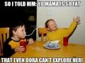 Milk boy loves yo mama jokes!