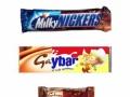 Nestle and Cadburys