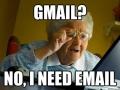 Oh, grandma!