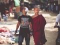 Punk & Monk
