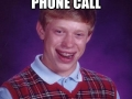 Prank phone call