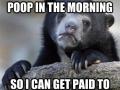 I'm a bad employee