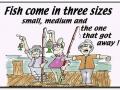 I love fishing