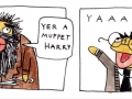 Harry Potter x The Muppets